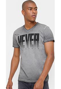 Camiseta Tigs Never Estonada Masculina - Masculino