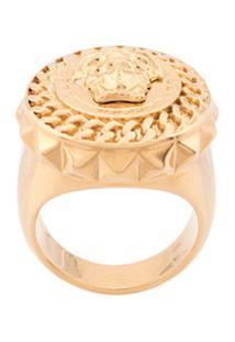 Versace Anel Medusa - Dourado