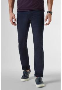 Calça Jeans Reserva Estique-Se Caldazinha Masculina - Masculino-Azul Petróleo
