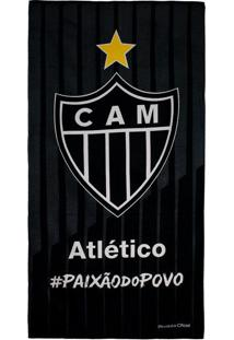 Toalha De Banho Bouton Atlético Mineiro Escudo