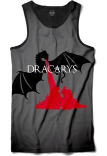 ... Camiseta Insane 10 Regata Dragão Dracarys Sublimada Preto Vermelho 66d7e15a49f