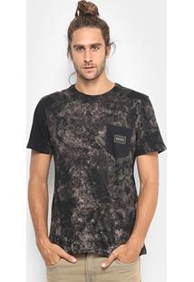 Camiseta Quiksilver Esp Sival Masculina - Masculino