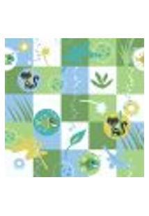 Papel De Parede Autocolante Rolo 0,58 X 3M - Infantil 1407