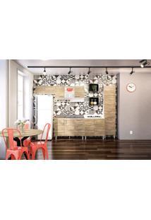 Cozinha Compacta Floripa #17 Com Gabinet