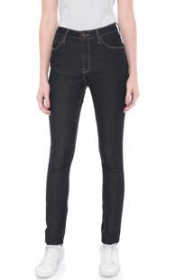 Calça Jeans Calvin Klein Jeans Skinny Básica Azul-Marinho