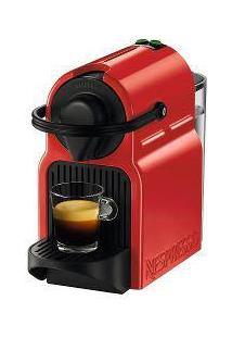 Cafeteira Expresso Inissia Vermelha 110V - Nespresso