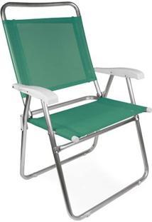 Cadeira Master Plus Fashion Alumínio - Anis - Unissex
