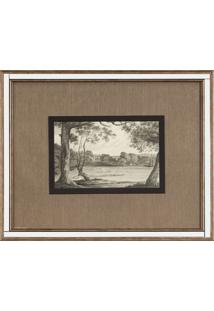 Quadro Decorativo Antique Print Iv