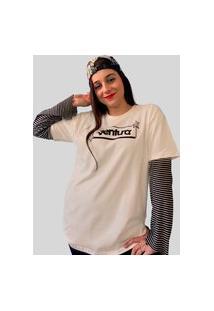 Camiseta Ventura Box Logo Off White