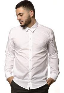 Camisa Clássica Neesie - Branca