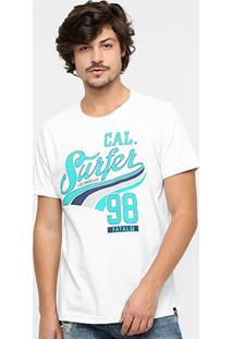 Camiseta Fatal Estampa Surfer Masculina - Masculino