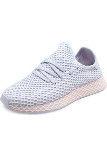 6d5b3376657 ... Tênis Adidas Originals Deerupt Runner W Lilás