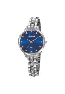 Relógio Feminino Seculus 77067L0Svns3 Analógico 5Atm | Seculus | U