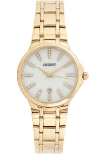Relógio Orient Fgss1126 B1Kx Dourado