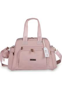 Bolsa Térmica - 32X50X20Cm - Everyday - Coleção Rose Gold - Rose - Masterbag