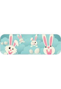 Passadeira Love Decor Happy Easter Único - Kanui