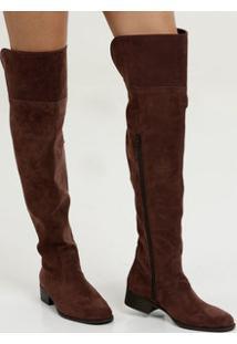 929bacc00 R$ 179,95. Marisa Bota Feminina Over The Knee Cano Alto Via Uno