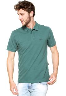 Camisa Polo Triton Reta Verde
