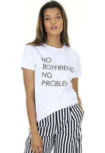 Camiseta T-Shirt Com Silk Localizado Aha - Kanui