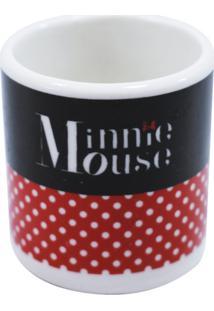 Caneca Minas De Presentes Minnie Vermelha - Kanui