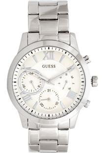 Relógio Guess 92686L0Gdna1 Prata