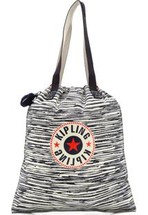 Bolsa Kipling I391818R Scribble Off-White