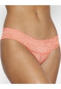 e6e622a0f Calcinha Conforto Coral feminina