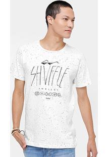Camiseta Redley Botonê Shyffle Masculina - Masculino