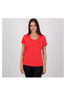 Camiseta Olympikus Essential Feminina Rosa