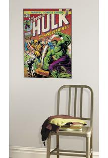 Hulk X Wolverine