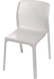 Cadeira Bit Nard Empilhavel Polipropileno Fendi - 53560 Sun House