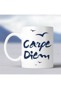 Caneca Carpe Diem
