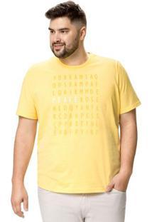 Camiseta Amarelo Wee!