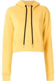 Andrea Bogosian Blusa De Moletom Ramisa - Amarelo