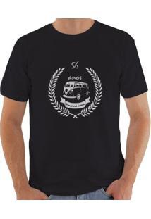 Camiseta Milá 56 Anos Casual - Masculino