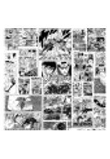 Papel De Parede Adesivo Autocolante Mangá Naruto Anime Decoração Para Quarto