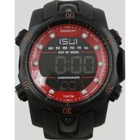 b81c8c2264d Relógio Cronógrafo Speedo Masculino - 11005G0Evnp1 Preto - Único