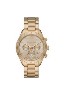 Relógio Feminino Michael Kors Mk67951Dn Analógico | Michael Kors | Dourado | U