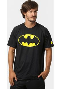 Camiseta Under Armour Batman Masculina - Masculino