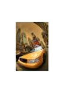Painel Adesivo De Parede - Nova Iorque - 139Pn-G