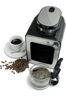 Mã¡Quina Automã¡Tica Para Cafã© Com Moedor 110V - Incolor - Dafiti