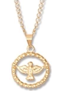 Colar Le Diamond Espirito Santo Dourado - Dourado - Feminino - Dafiti