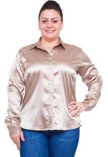 Camisa Pimenta Rosada Maud Le Dourada