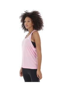Camiseta Regata Adidas Prime 3S Tank - Feminina - Rosa Claro