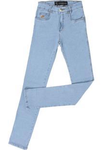 Calça Jeans Country & Cia Azul Claro
