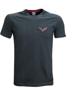 Camisa Liga Retrô Premium Corvette Stingray - Masculino