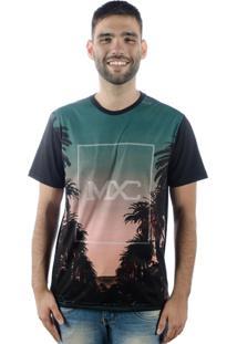 Camiseta Multcaps Mxc 021 Preto