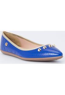 Sapatilha Navy Carmen Steffens Azul
