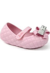 Sapatilha Barbie Grendene - Feminino-Rosa