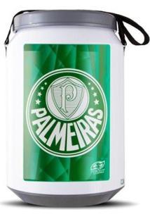 Cooler Térmico 24 Latas Pro Tork Palmeiras - Unissex-Branco